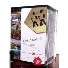 DVD CHINO-CHANO DESFILADERO DE EBRON