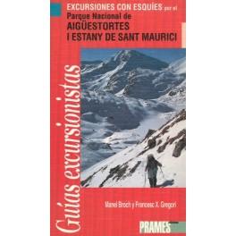 Excursiones con esquíes por el Parque Nacional de Aigüestortes i Estany de Sant Maurici