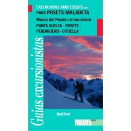 Excursions amb esquis pel Parc Posets-Maladeta. Massís del Posets