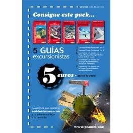 Pack 5 guías
