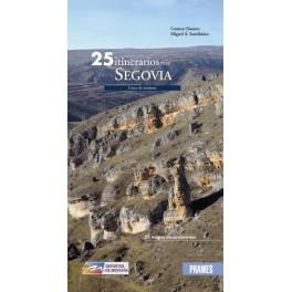 25 Itinerarios por Segovia