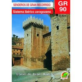 GR 90. 2ª Fase. Sistema Ibérico Zaragozano. Morata de Jalón-Badules