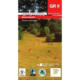 GR 9. Cañada Real de las provincias. Noain-Azpeitia